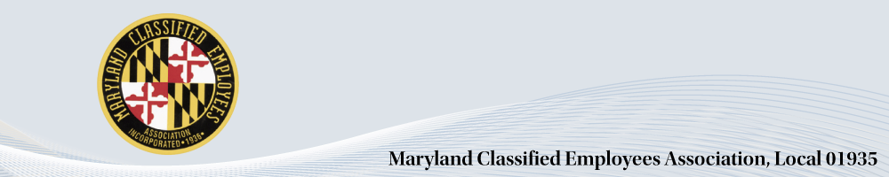 Maryland Classified Employees Association